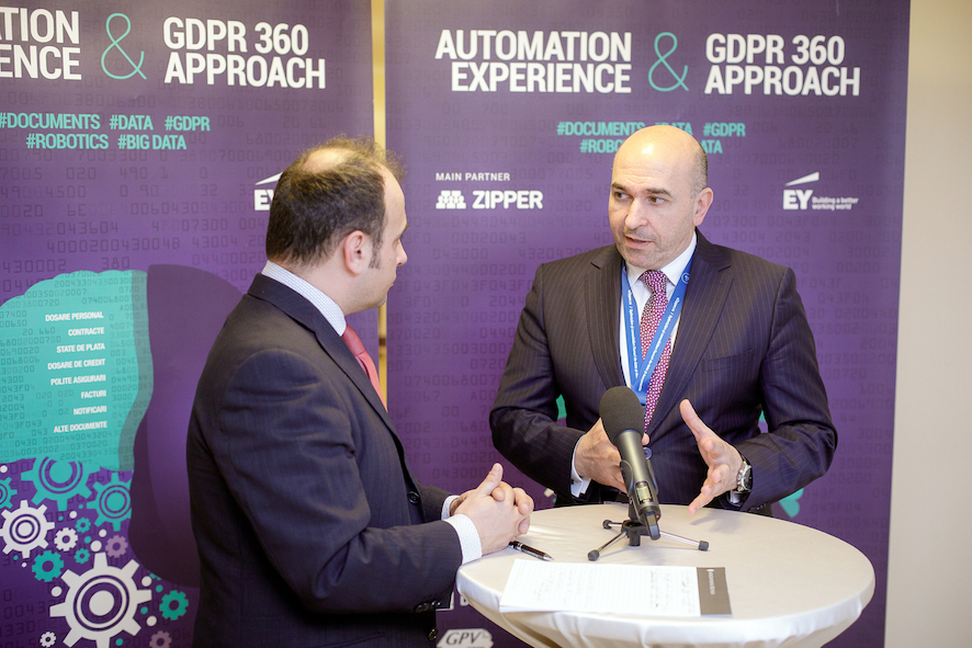 Eveniment GDPR 360 Zipper Romania