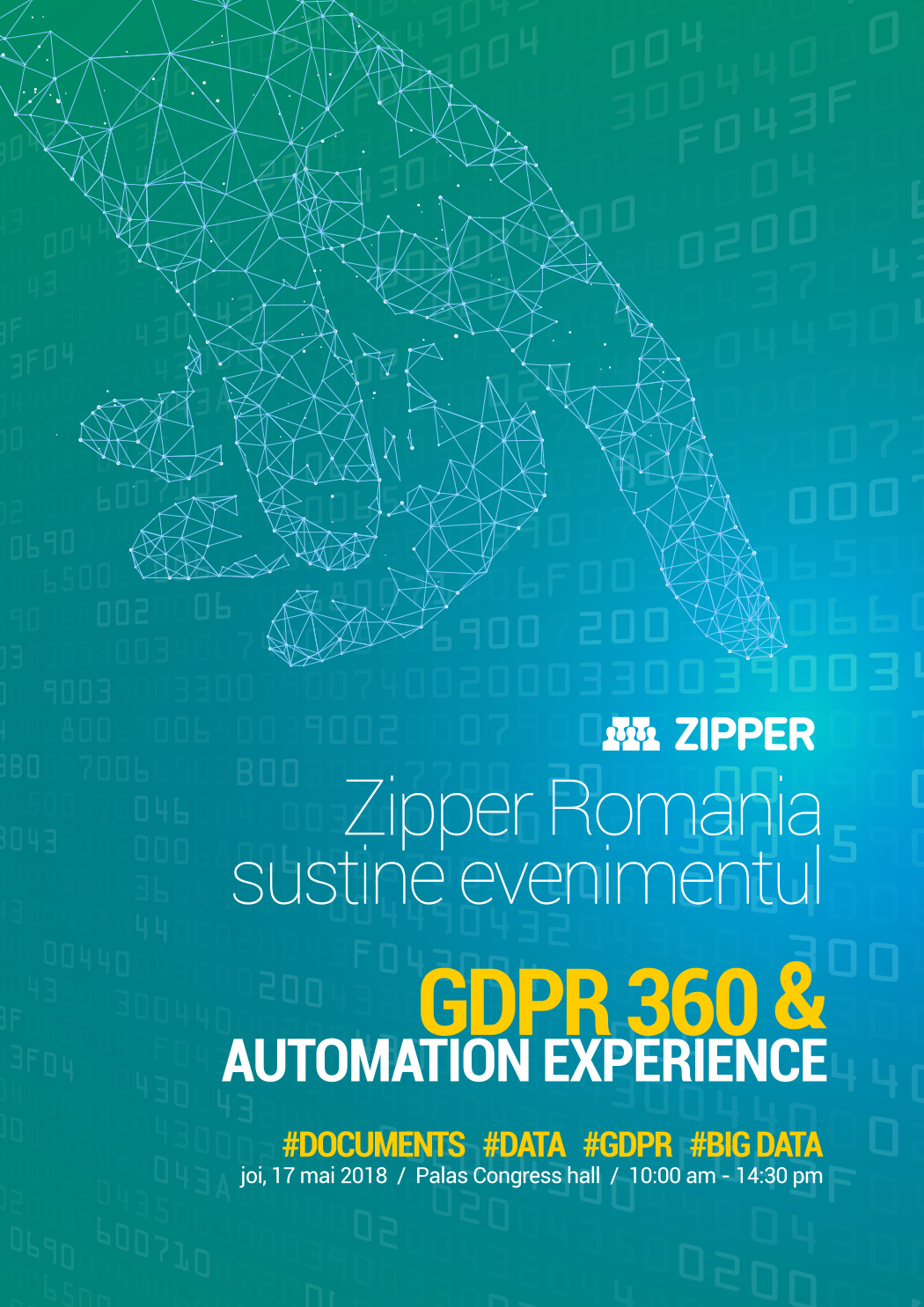 Zipper Romania - Eveniment GDPR360